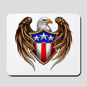 True American Eagle Mousepad
