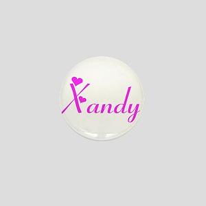 Xandy Mini Button