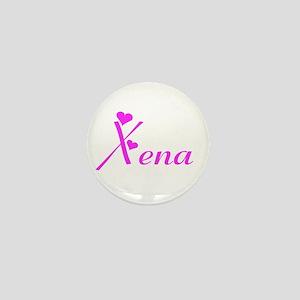 Xena Mini Button