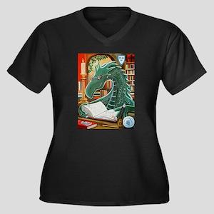 Dragon Art Plus Size T-Shirt