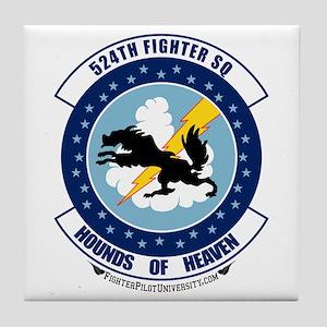 524th FS Tile Coaster