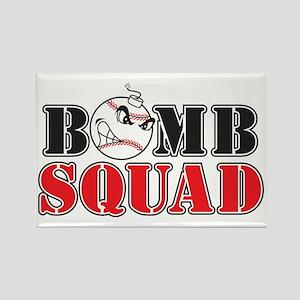 White Squad Magnets