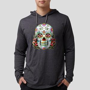 Sugar Skull 067 Long Sleeve T-Shirt