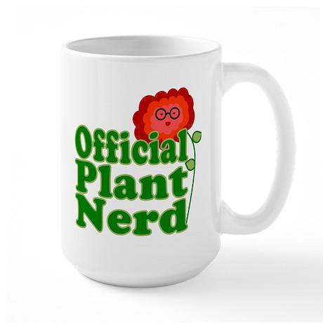 Plant Nerd Large Mug