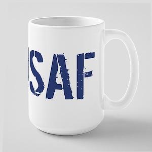 USAF: USAF Large Mug