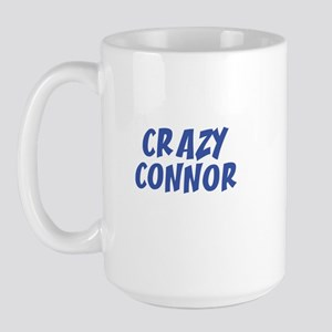 CRAZY CONNOR Large Mug
