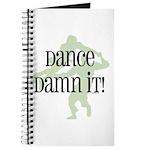 Dance Damn It! Journal