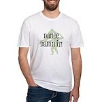 Dance Damn It! Fitted T-Shirt