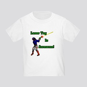 Laser Tag (Get Silly) Toddler T-Shirt