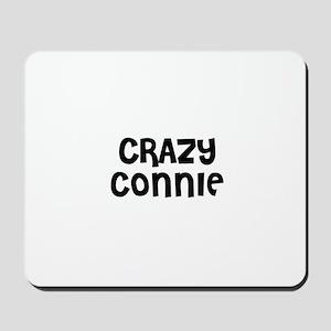 CRAZY CONNIE Mousepad