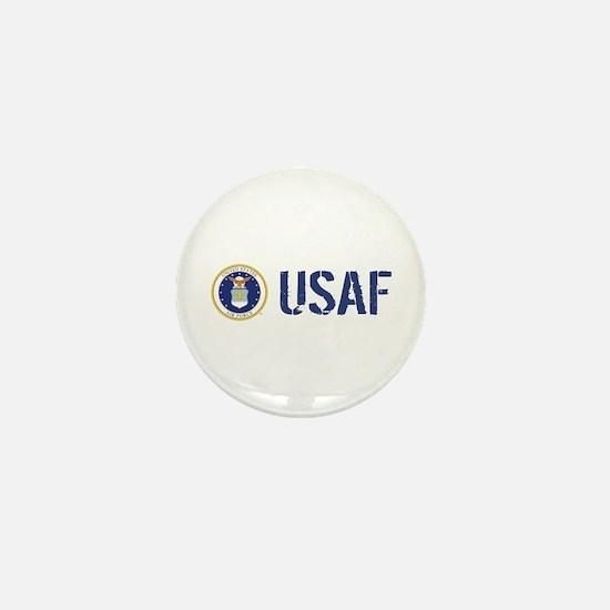 USAF: USAF Mini Button