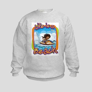 Fiaba and Friends Kids Sweatshirt
