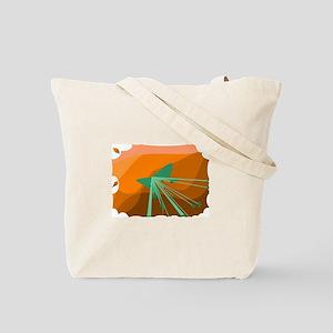 Desert Mountain Tote Bag