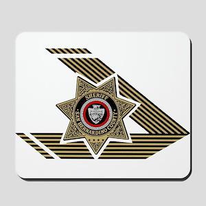 Sheriff San Bernardino Mousepad
