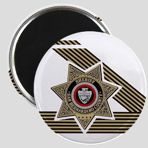 Sheriff San Bernardino Magnet