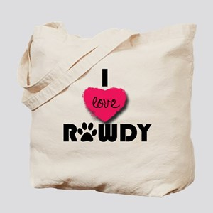 For Roni Tote Bag