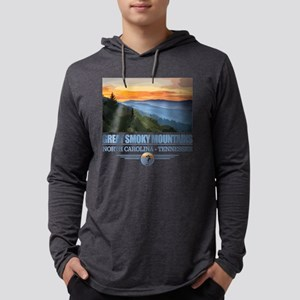 Great Smoky Mountains Long Sleeve T-Shirt