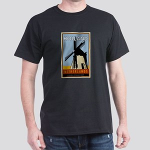 Netherlands Dark T-Shirt