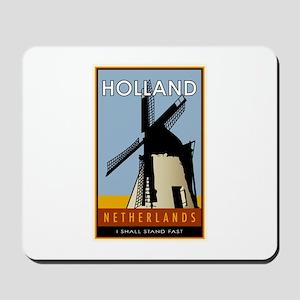Netherlands Mousepad