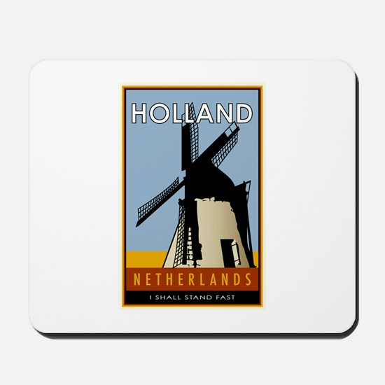 Netherlands Mousepad