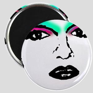 Drag Queen Stencil Magnet