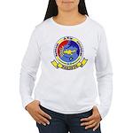 AEWBARRONPAC Women's Long Sleeve T-Shirt