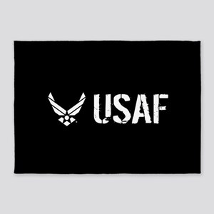 USAF: USAF 5'x7'Area Rug