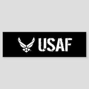 USAF: USAF Sticker (Bumper)