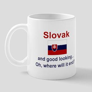 Good Looking Slovak Mug