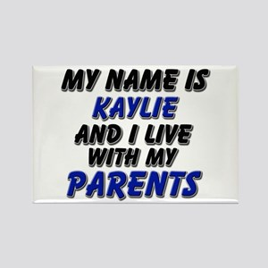 my name is kaylie and I live with my parents Recta