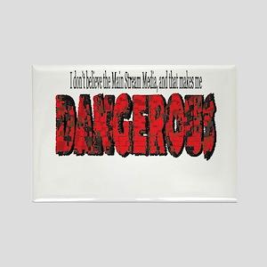 Dangerous Rectangle Magnet