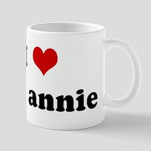 I Love titi annie Mug