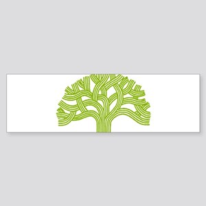 Oakland Lime Tree Bumper Sticker