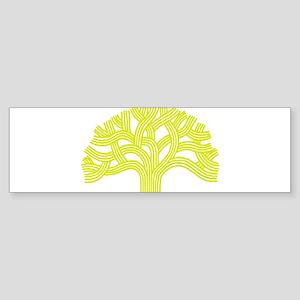 Oakland Meyer Lemon Tree Bumper Sticker