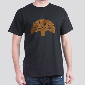 Oakland Orange Tree Dark T-Shirt