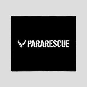 USAF: Pararescue Throw Blanket