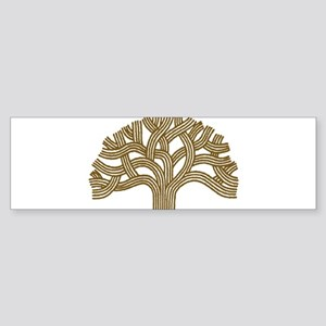 Oakland Walnut Tree Bumper Sticker