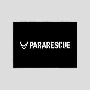 USAF: Pararescue 5'x7'Area Rug