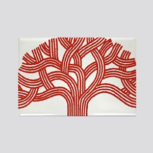Oakland Apple Tree Rectangle Magnet