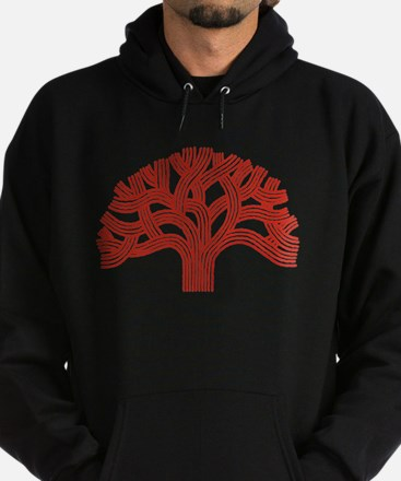 Oakland Apple Tree Hoodie (dark)