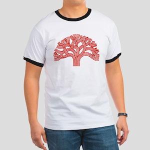 Oakland Apple Tree Ringer T