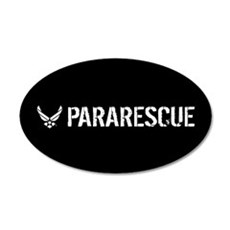USAF: Pararescue Wall Decal