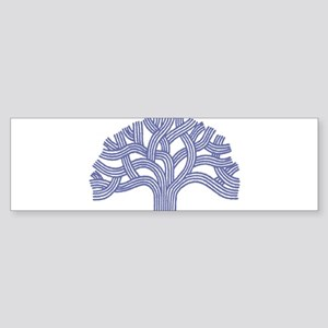 Oakland Blueberry Tree Bumper Sticker