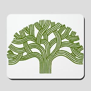 Oakland Oak Tree Mousepad