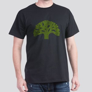Oakland Oak Tree Dark T-Shirt