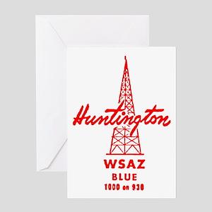 WSAZ 930 Greeting Card
