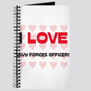 I LOVE NAVY FORCES OFFICERS Journal