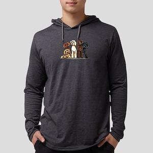 Labradoodle Express Long Sleeve T-Shirt
