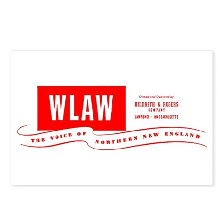 WLAW 680 Postcards (Package of 8)
