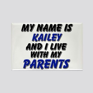 my name is kailey and I live with my parents Recta